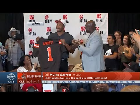 Cleveland Browns 2017 Draft Lookback