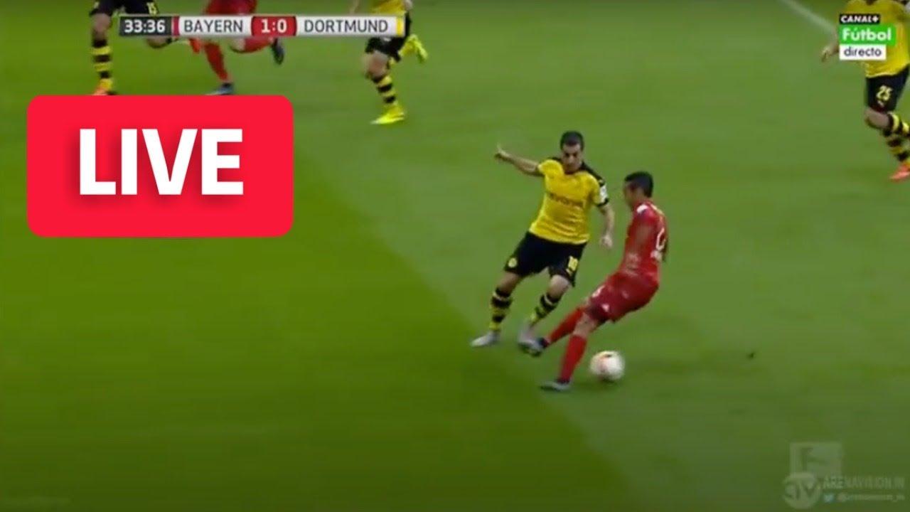 Borussia Bayern Live Stream