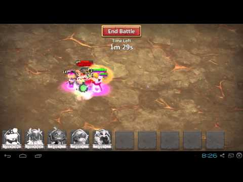 Castle Clash Boss 1 (3 Mins Fight) With Level 1 PD/Cupid/Champion [Just For Laughs]