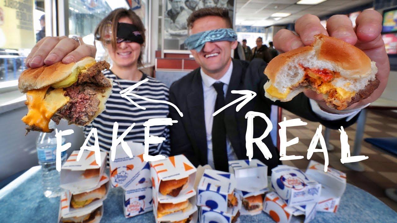 white-castle-impossible-fake-burger-vs-real-burger