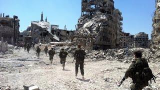 СВЕЖИЕ НОВОСТИ СИРИИ.Боевики ИГИЛ  пытаются сбить российскую авиацию.