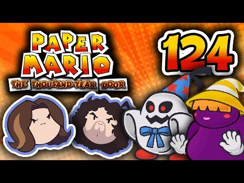 Paper Mario TTYD: Old Foes - PART 124 - Game Grumps