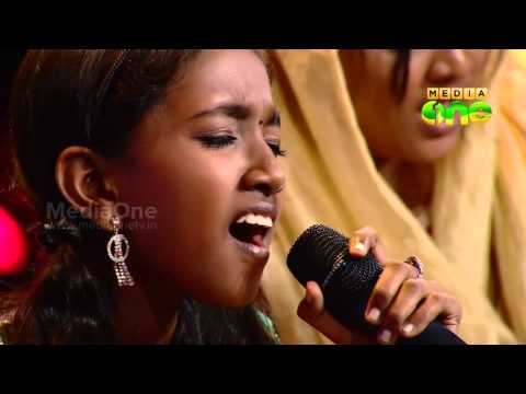 Pathinalam Ravu Season 4 | Narmada - Qawwali Song'Allahu allahu' (Epi55 Part3)