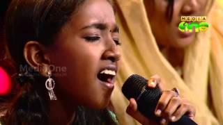 Pathinalam Ravu Season 4 | Narmada - Qawwali Song'Allahu allahu' (Epi55 Part3)