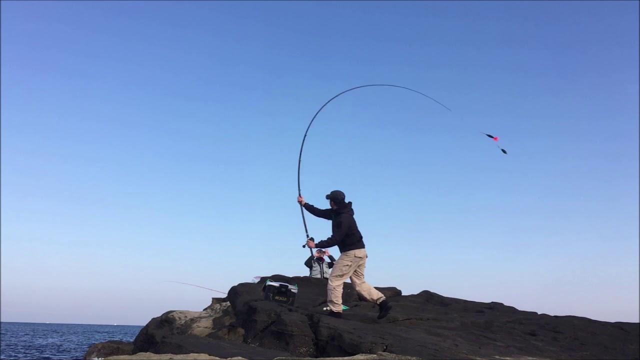 カゴ 投 釣り 遠 軸 両 かご釣り:飛距離を伸ばす! +α