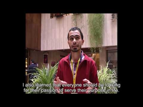 Mosab | UNFPA Youth Innovation Homs