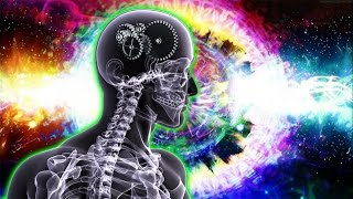 Telepathy Activation Frequency 396Hz 639Hz 963Hz Vibration of the Fifth Dimension Meditation Music