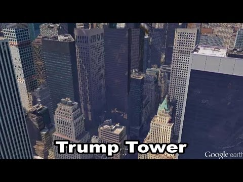 Trump Tower, Manhattan - New York