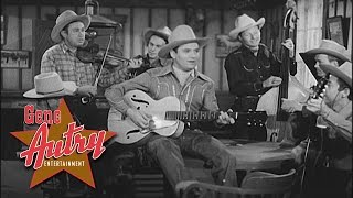 Gene Autry and Sons of the Pioneers - Montana Plains (Call of the Canyon 1942)