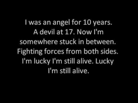 ROYAL BLISS - DEVILS AND ANGELS LYRICS