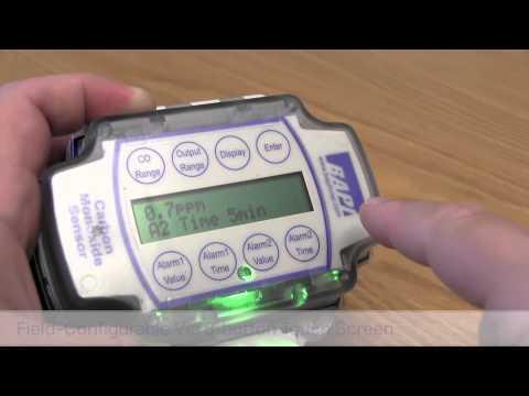 Carbon Monoxide Sensor Overview