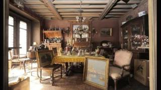 an apartment left locked away and untouched for 70 years