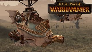 Gyrocopter Fun - Total War Warhammer Online Battle 8