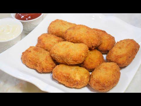 Chicken Nuggets Recipe | How to make Chicken Nuggets
