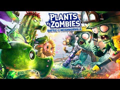 ZOMBIE APOCALYPSE!! (Plants vs Zombies: Battle for Neighborville, Part 1)