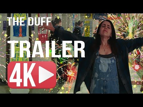 The Duff Official Trailer 2 2015 HD   4K Poster
