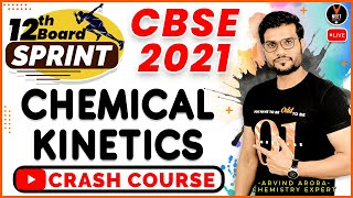 Chemical Kinetics Class 12 Chemistry   Class 12 Board Exam 2021 Preparation   Arvind Arora