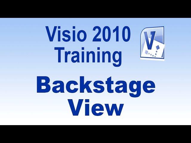 Visio 2010 - The Basics
