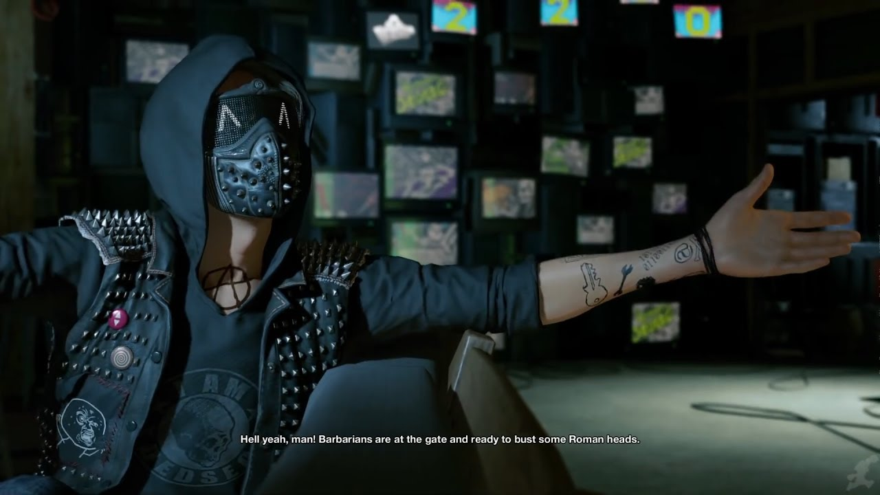 How To Skip Cutscenes In Watch Dogs