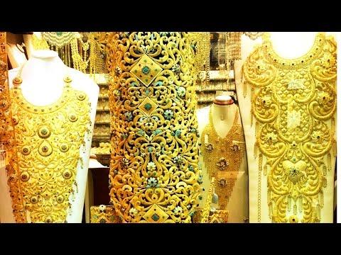DUBAI GOLD JEWELLERY,  دبي, GOLD MARKET DUBAI, سوق الذهب, GOLD BANGLES, DUBAI GOLD SOUK