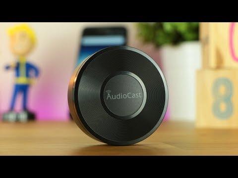 AudioCast Review better than ChromeCast Audio?