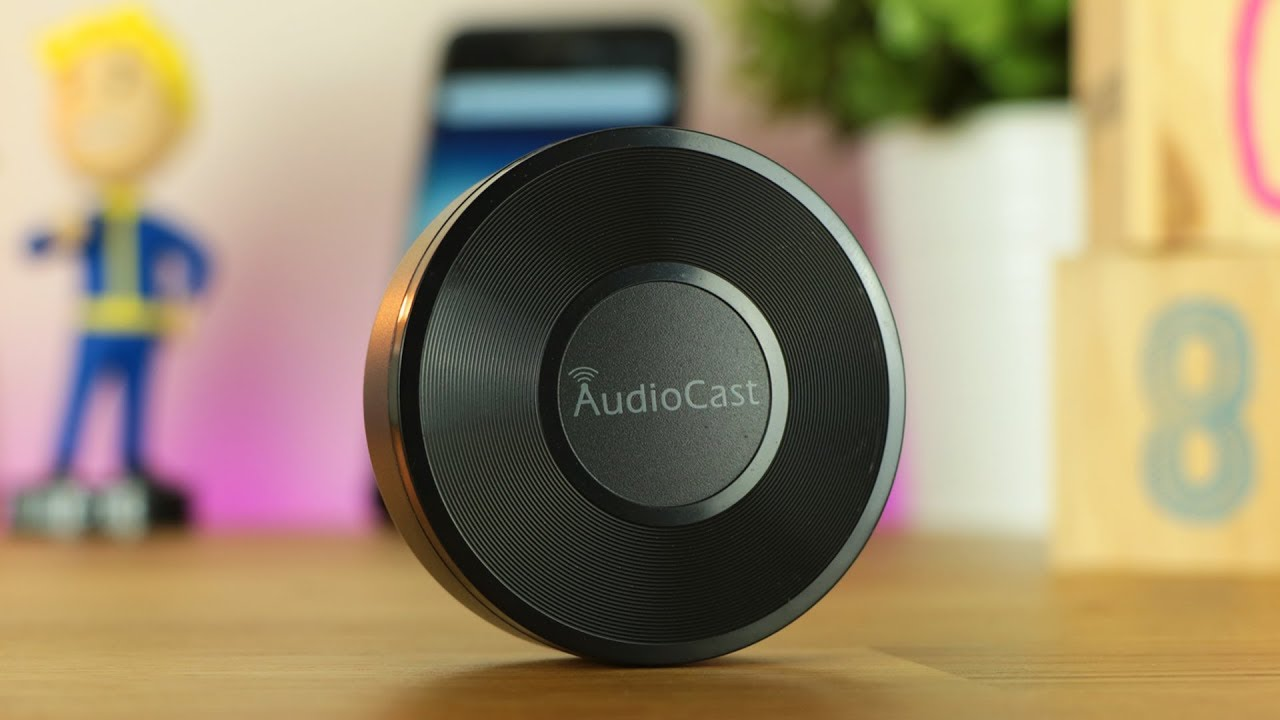 AudioCast Review better than ChromeCast Audio?