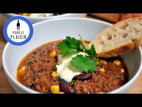 Chili con Carne / würzig und lecker!
