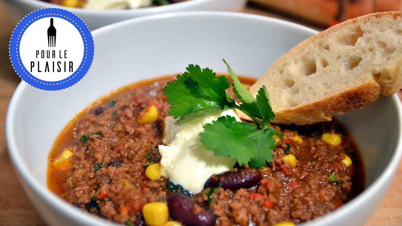 Chili Con Carne So Wird Es Richtig Lecker Youtube