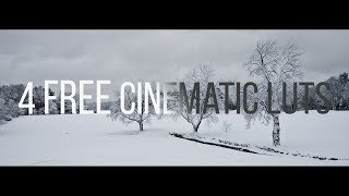 Best free cinematic lut pack for photoshop free download video