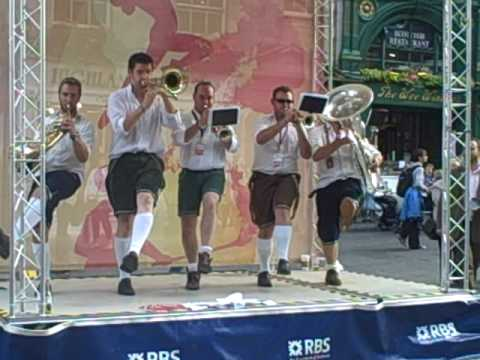 Oompah Brass Band- American Pie
