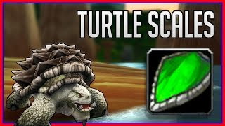 How to Farm Turtle Scales - WoW Gold Guide