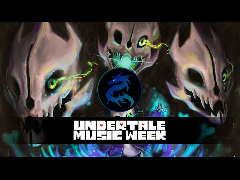 "Undertale Music Week ► Toby Fox - Megalovania (Holder Remix) | Taken from ""Undertale Remixed"""