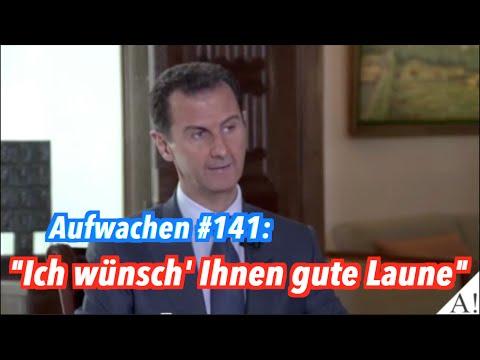 Wahl in Russland, Assad-Interview & Oktoberfest-Terrorangst - Aufwachen Podcast #141