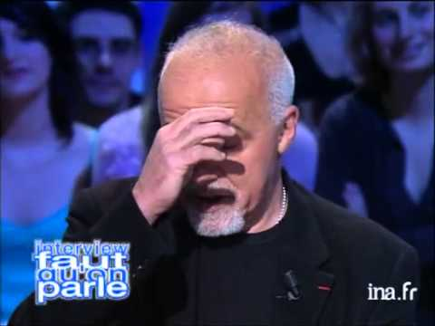 Interview Faut qu'on parle Paulo Coelho - Archive INA