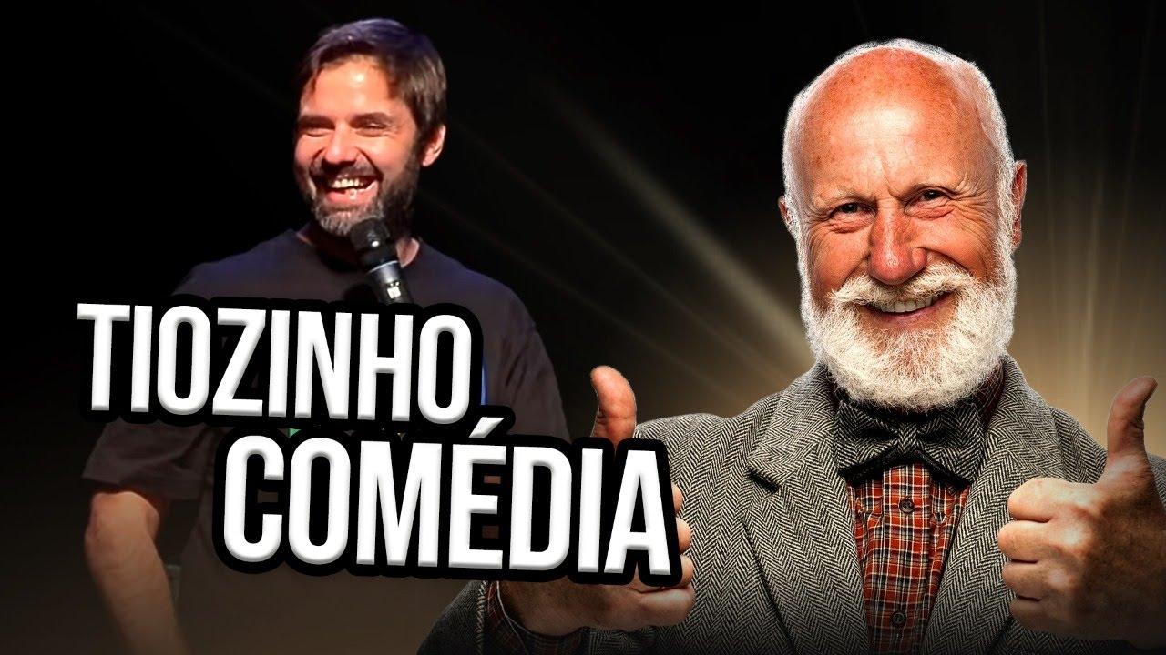 Fábio Rabin - O Tiozinho mais COMÉDIA que já vi!