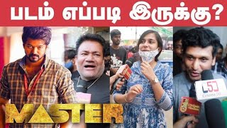 Master Public Review | Master First Review | Vijay | Vijay Sethupathi | Anirudh