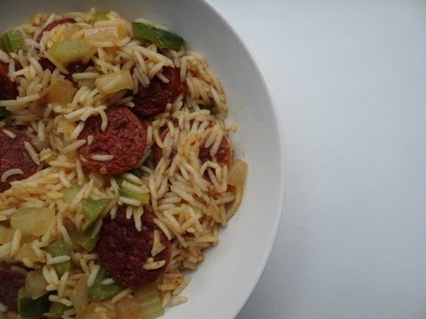 Recipe And Cooking Video: Dirty Rooster Rice