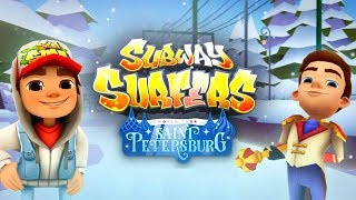 Subway Surfers Saint Petersburg! (D2)