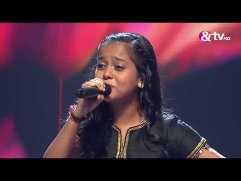 Mismi Bose - Salona Sa Sajan - Liveshows - Episode 18 - The Voice India Kids