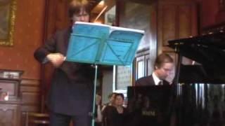 "Beethoven : ""Kreutzer"" Sonata I. Adagio sostenuto - Presto - Adagio (p1)"