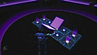 FaZe Sway Space 1v1 Map | New Style!! Fortnite Neon 1v1 Creative Map Code #FleaTop5