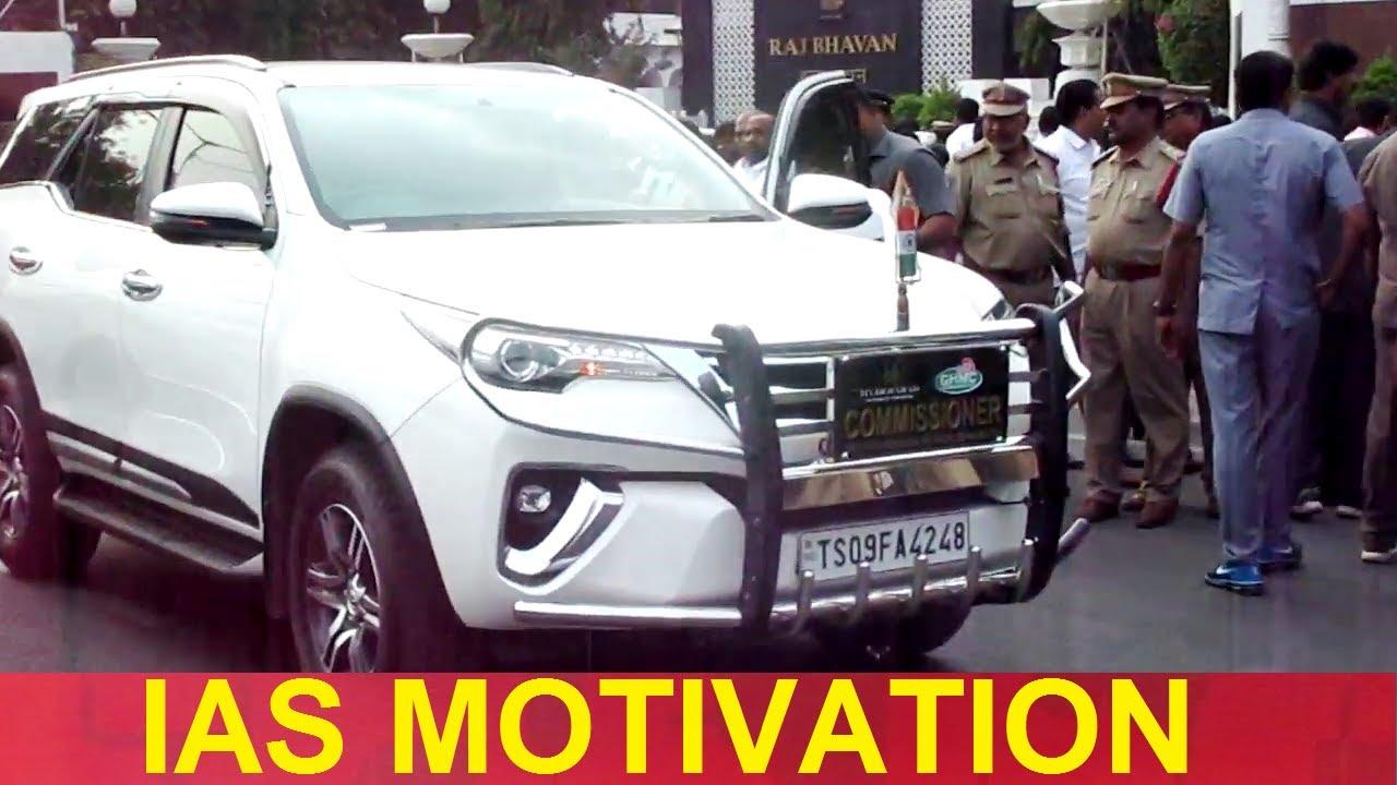 GHMC Commissioner Lokesh kumar IAS    IAS CARS    IAS MOTIVATION