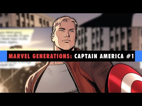 Forging a Path | Marvel Generations: Captain America #1 Review