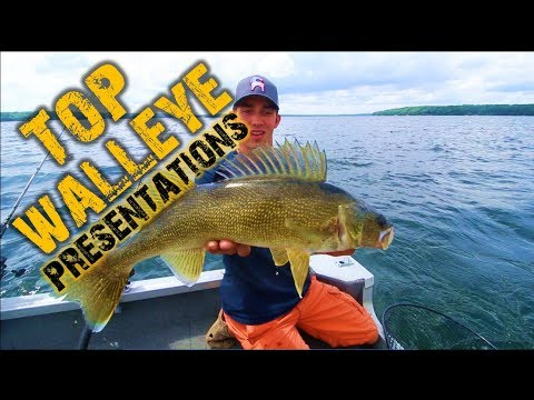 The Best Methods To Catch Summer Walleyes