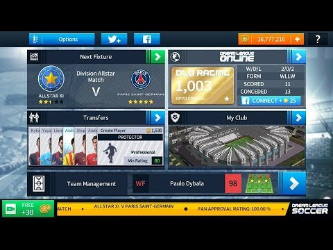 tai dream league soccer 2019 hack