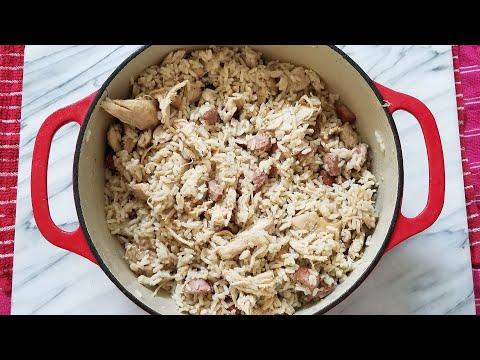 THE BEST South Carolina Chicken Bog Lowcountry Style Recipe
