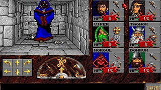 Overview - First Person RPG Dungeon Crawl FPP Games 1990-1994