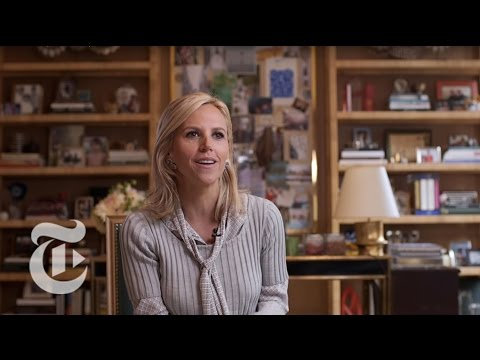 Tory Burch Interview | In the Studio | The New York Times