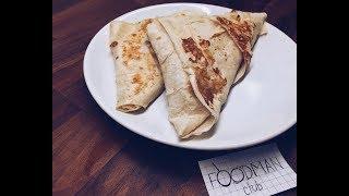 Конвертики из лаваша: рецепт от Foodman.club