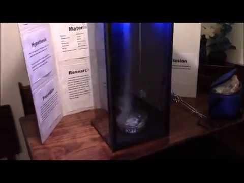 Tornado in a box  Science Project